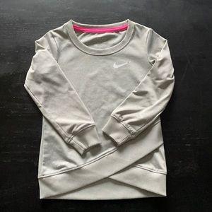 Nike dri fit sweater size 2T